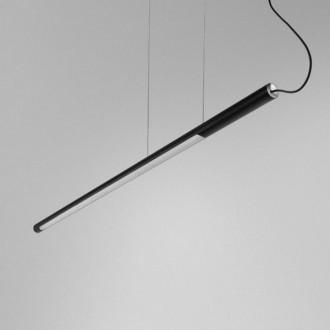 zwieszana-tuba-rurka-czarna-thin-tube-asymmetry-led-aqform-the-light-poznan